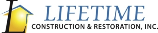 Lifetime Construction Logo
